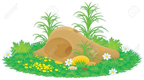 Burrow Clipart burrowing clipart clipground