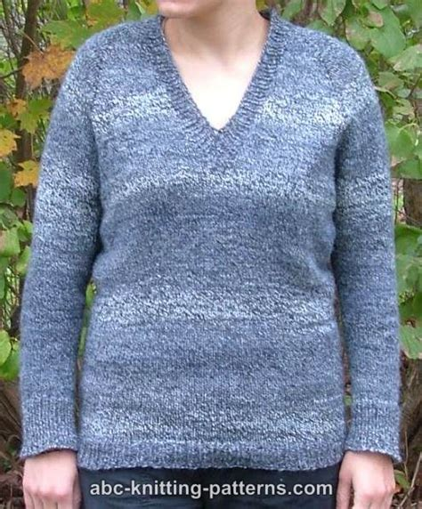 v neck pullover knitting pattern top sweater free patterns memes