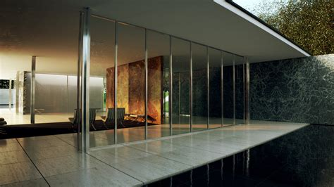 pavillon mies der rohe my magical attic barcelona pavilion design by ludwig mies