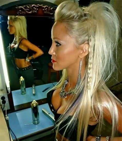 Rockstar Hairstyles by Glamorous Rockstar Hairstyles