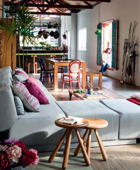 brazilian home design trends cozy and colorful wooden house located in brazilian home