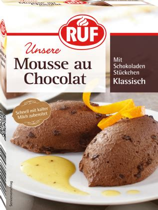 Mousse Au Chocolat Schön Anrichten by Mousse Au Chocolat Ruf Lebensmittel