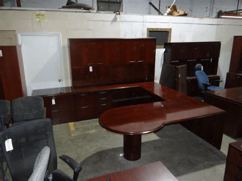 Used Executive Desk Used Desks Office Furniture Warehouse