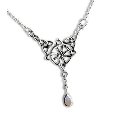 Eyo Jewelry Kesia Silver Necklace titanium jewelry