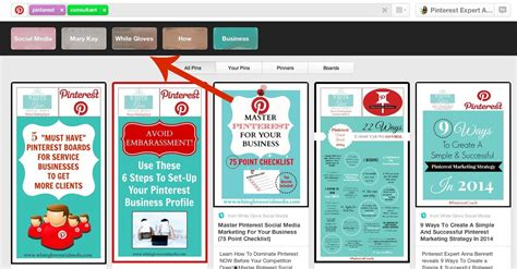 How To Search For On Pintrest Expert Reveals How To Get Your Pins Discovered On S Guided