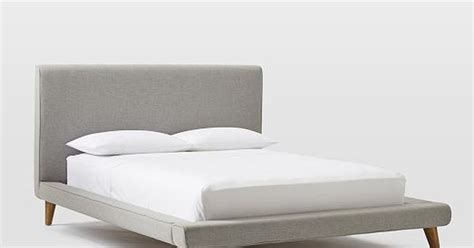 Reasonably Priced Headboards Mod Upholstered Bed West Elm Pretty Reasonably Priced