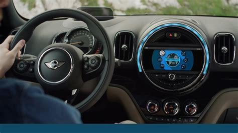 interieur mini the new mini countryman interior youtube