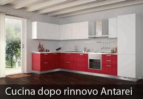 Cambiare Le Ante Della Cucina by Rinnovare Le Ante Della Cucina Idee Di Design Per La