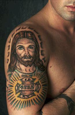 tattoo de jesus cristo em 3d tatuagens de jesus cristo