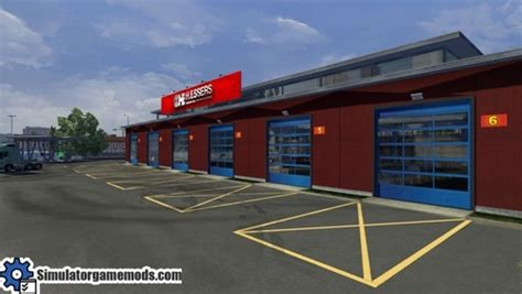 New Garage Hd H Essers New Expensive Custom Garage Mod Simulator