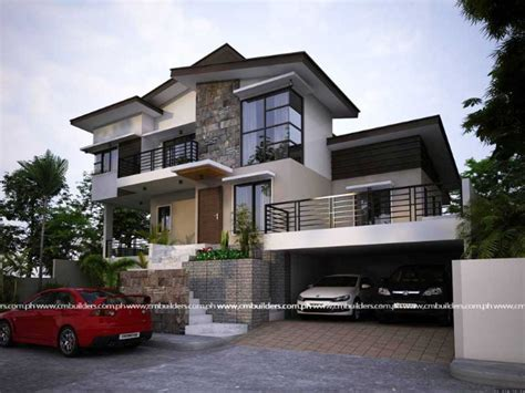 Philippine House Designs On Pinterest Philippines House Zen Modern House Plans