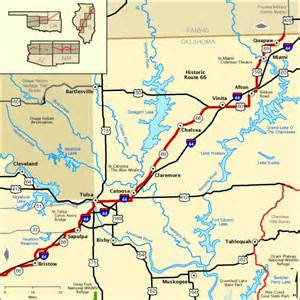 Route 66 Oklahoma Map by Route 66 Oklahoma Related Keywords Amp Suggestions Route