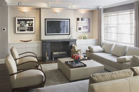 Living Room Furniture Arrangement Ideas Modern Living Room With Tv And Fireplace Living Room