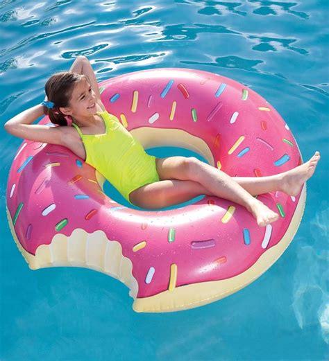 donut pool float donut pool float in water pool toys