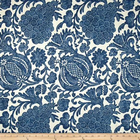 batik upholstery fabric p kaufmann batik indigo discount designer fabric