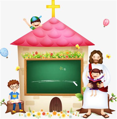imagenes animadas bañandose يسوع مع الأطفال الناس مثلا التوضيح الكرتون شخصيات