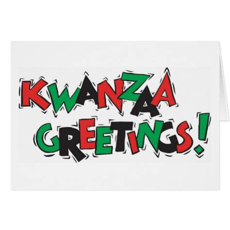 kwanzaa greeting cards printable kwanzaa greetings greeting cards zazzle