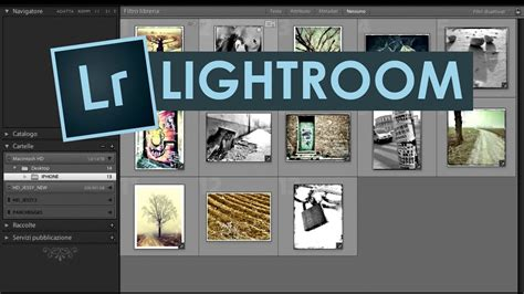 tutorial italiano lightroom 4 tutorial lightroom italiano cambiare il contenuto di una
