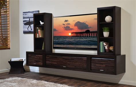 modern wall mounted entertainment center floating entertainment center tv stand eco geo espresso