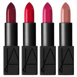 nars lipstick colors nars cosmetics fall colour collection audacious lipstick