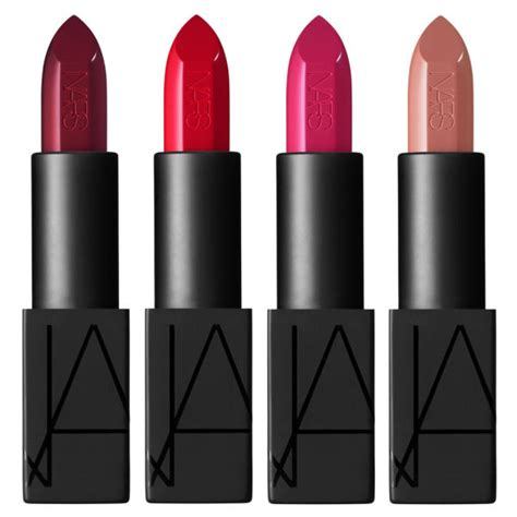 Makeup Nars nars cosmetics fall colour collection audacious lipstick limited edition free delivery