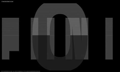 mit experimental design design raster font m 252 nchen