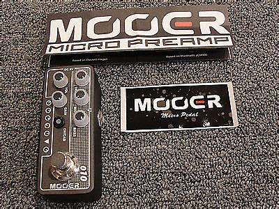 mooer micro looper pedal eur 79 29 picclick ie
