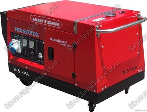 Harga Genset Merk Honda genset honda winpower huto hg16000tdx sinar jaya diesel