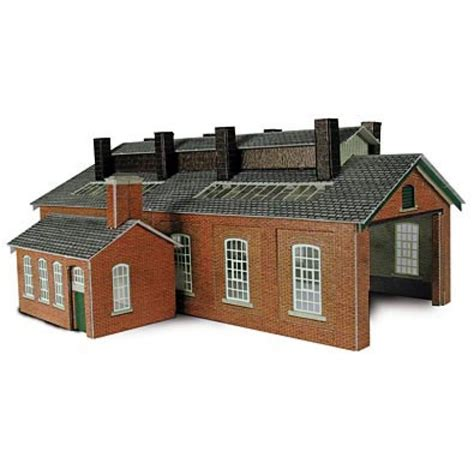 The Engine Shed Model Shop by Pn113 Engine Shed N
