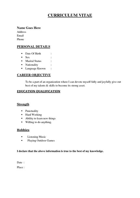 show exles of cover letters show an exle of a resume resume ideas