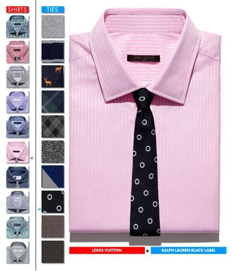 new suits made in the shade shirt tie combo polka dot