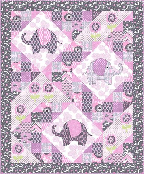 Free Baby Patchwork Quilt Patterns - 446 best images about quilts for children on