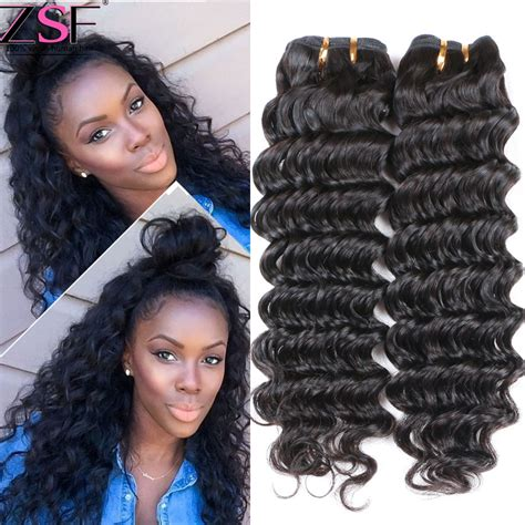 ali express hair weave aliexpress hair extensions indian deep curly 2pcs wet and