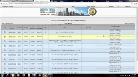 How To Find Condo Documents how to find florida condo documents in records