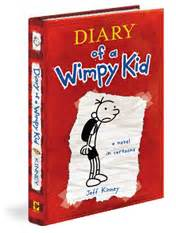 Diary Of A Wimpy Kid By Jeff Kinney Allison S Book Bag Kid Diary