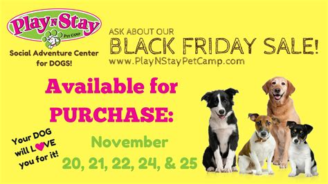 6 reasons to check out 6 reasons to check out our black friday preview play n stay pet c fun dog
