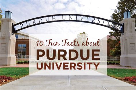 Purdue West Lafayette Mba Career Services by 10 Facts About Purdue Admitsee