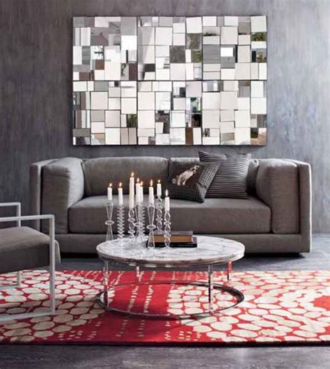 Mirrors Decorative Living Room by 7 Inspiring Ways To Add A Mirror To Your Living Room