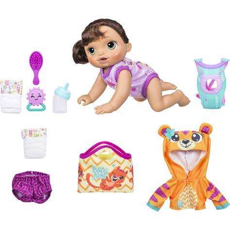 all baby dolls at walmart baby alive brushy brushy baby doll walmart