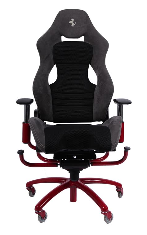 Lot Detail   Ferrari F430 Scuderia Office Chair