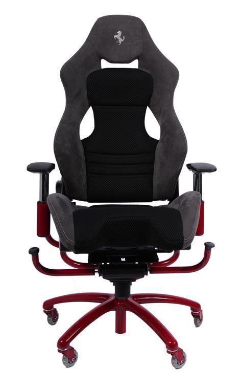 Lot Detail   Ferrari F430 Scuderia Office Chair