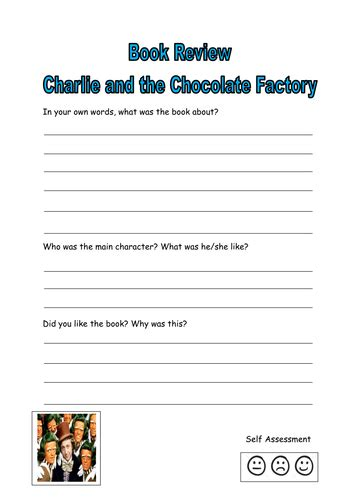 and the chocolate factory book report chocolate factory book review by kayld