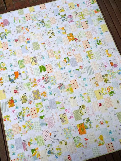 Vintage Floral Quilts by Vintage Style Floral Patchwork Quilt By Pepper Quilts