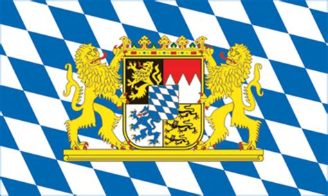 flags of the world lion germany bavaria with lions flags and accessories crw