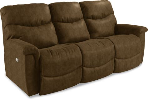 lazy boy reclining couch james powerrecline la z time 174 full reclining sofa