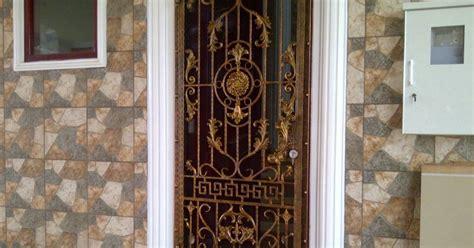 Balkon Besi Tempa Klasik pintu gerbang pagar balkon besi tempa klasik mewah elegan