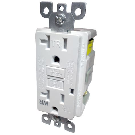 electrical products gfci receptacles electrical marketplace