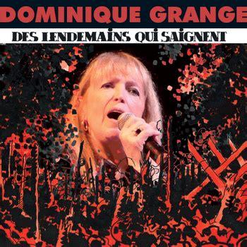 Dominique Grange by Dominique Grange 171 Petits Morts Du Mois D Ao 251 T