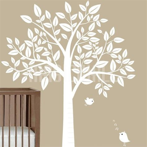 Tree Stickers For Walls tree stickers for walls 2017 grasscloth wallpaper