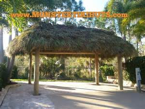 how to build a tiki hut tiki huts chickee huts for rv parks in florida
